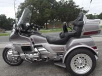1998 GOLDWING TRIKE ONLY 27,000 MILES VERY CLEAN BIKE,