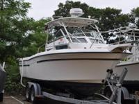 1998 Grady-White 24 Offshore. Need to sell. 1998
