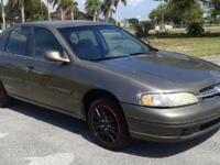 1998 Grey Nissan Altima - great transportation with