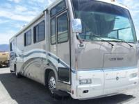 1998 Gulfstream Tourmaster Diesel Pusher. Luxury Class