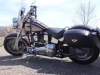 1998 Harley Davidson 95th Anniversary Fatboy. 32000