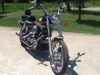 I'm selling my beautiful Dyna Wide Glide. Always kept