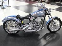 Stk#012 1998 Harley Davidson Dyna Super Glide This bike