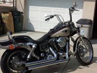 98 Dyna Wide Glide (Anniversary Model) This is a