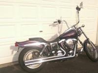 1998 Harley-Davidson Dyna Wide Glide ANNIVERSARY