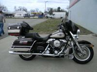 1998 Harley-Davidson ELECTRA GLIDE CLASSIC BURGUNDY AND