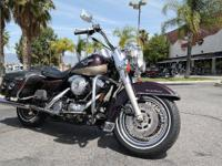 1998 Harley-Davidson FLHRC 95TH ANNIVERSARY ROAD KING