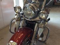 1998 Harley Davidson FLHRCI Road King Classic . Nice