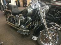 1998 Harley-Davidson FLSTC Softail Classic Motorcycles