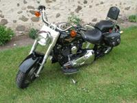 1998 Harley-Davidson FLSTF Fat Boy One owner ? only