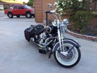 Make: Harley Davidson Model: Other Mileage: 15,850 Mi
