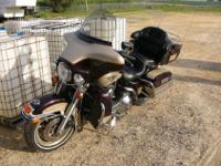 1998 Harley Davidson Ultra classic 95th anniversary
