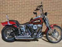 1998 Harley-Davidson FXSTS Softail Springer Motorcycles