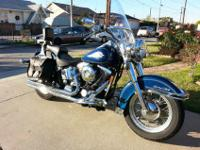 1998 Harley Davidson Heritage Softail has original low