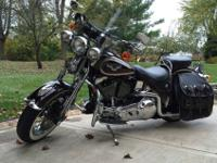 1998 Harley Davidson Heritage Softail Springer. The
