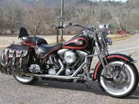 1998 Harley Davidson Heritage Springer in excellent