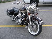 Super clean well maintained bike, always serviced by