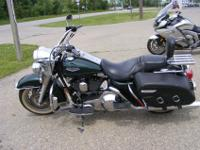 The 1998 Harley Davidson Road King is part of the