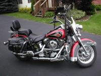 Very Nice 1998 Heritage Softail Classic with 41,000