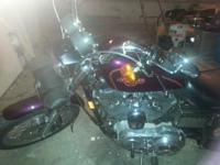 Harley Davidson Sportster 1200. Exceptional condition.