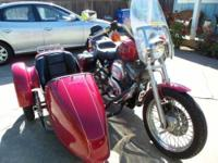 1998 Harley Davidson 883 XL matched with 98 Liberty