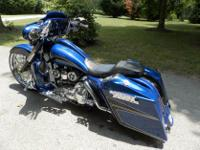 Make: Harley Davidson Model: Other Mileage: 7,200 Mi