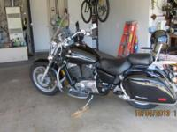 Stock 1998 Honda 1100 Ace Tourer with 30K original