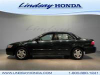 Options Included: N/AThis is a 1998 Honda Accord EX