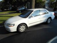 For Sale is Mom`s Church Car! 1998 Honda Accord LX