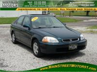 Options Included: Anti Lock Brakes, Power Door Locks,