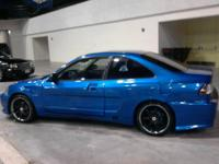 I'm selling my 1998 Honda Civic that I used for a show