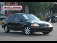 Options Included: N/A1998 Honda Civic LX 1.6L I4 Sedan