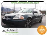 1998 HONDA Civic Sedan Our Location is: Used Car