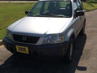 1998 Honda CRV (LX) 203,000 miles Well maintained Great