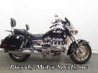 1998 Honda GL1500CT Valkyrie with 28,300 Miles This