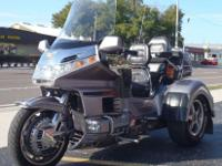 This is a nice garage kept 1998 GL 1500 SE model in 2