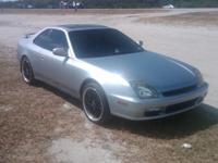 1998 HONDA PRELUDE TYPE SH $6,000 OBO. Can only test