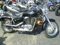1998 Honda Shadow spirit aesome for around town