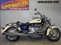 1998 Honda Valkyrie/500 C2W Motorcycle for sale with