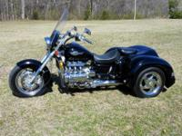 1998 Honda Goldwing/Valkyrie Trike. 1500cc. Less than