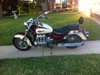Up for sale is a very nice 1998 Honda Valkyrie that has
