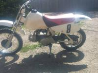 I have for sale a ready to ride 98 Honda XR70.  The