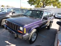 Options Included: N/AWow. A 1998 Cherokee in this
