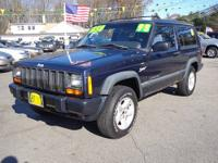 1998 Jeep Cherokee Sport** $1,850 *Automatic *243,051