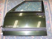 I have for sale jeep cherokee doors . the doors are in