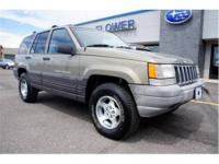 1998 Jeep Grand Cherokee Sport Utility Laredo Our