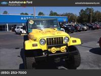1998 Jeep Wrangler Our Location is: AutoNation Ford