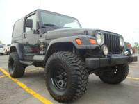 Options Included: N/A1998 Jeep Wrangler Sahara 4X4 4.0L