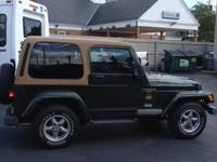 I Have Up For Sale A 1998 Jeep Wrangler 4X4 Sahara