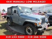 SE !! MANUAL !! 4 CYL !! MANUAL !! LOCAL TRADE!, 4X4!,